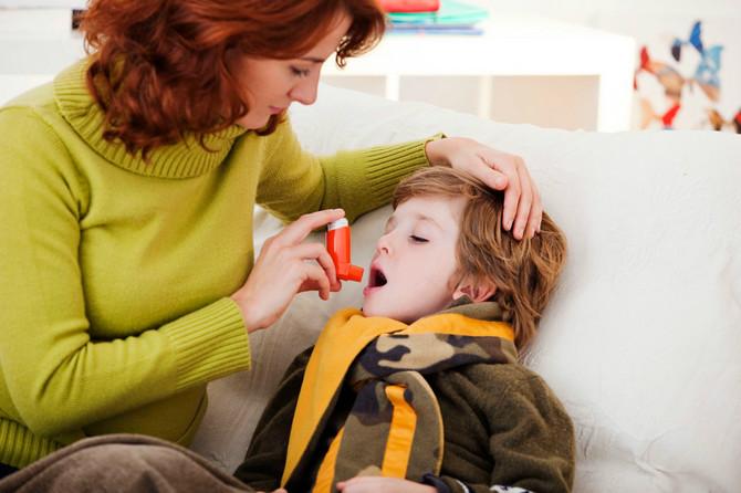 Deca koja imaju hronično uvećan treći krajnik češće obolevaju od astme, a kasnije i od hroničnog sinuzitisa
