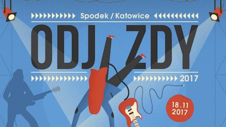 Festiwal Odjazdy już w sobotę, 18 listopada, w katowickim Spodku
