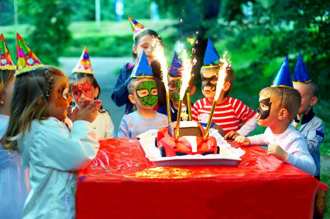 Neka proslava dečijeg rođendana bude posebna
