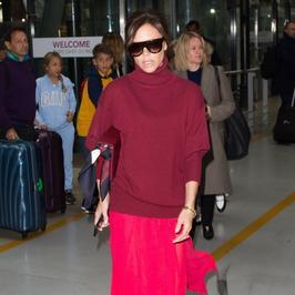 Victoria Beckham wie, jak połączyć różne style