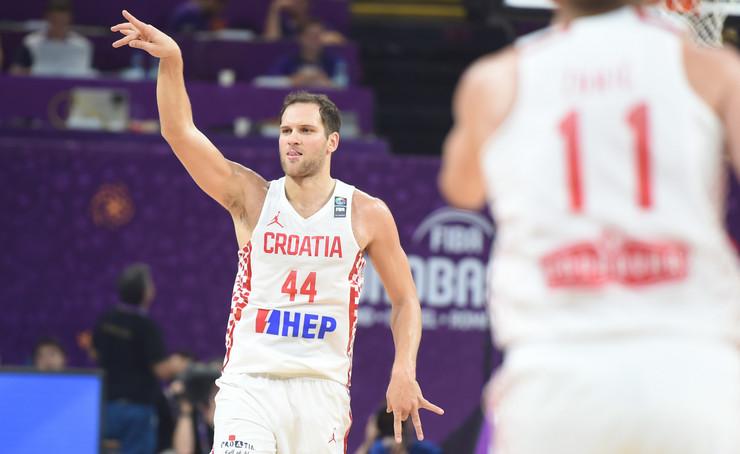 Košarkaška reprezentacija Rusije, Košarkaška reprezentacija Hrvatske