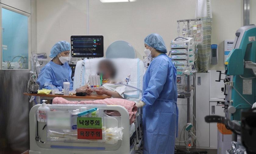 Koronawirus uderza w Azji. Padł rekord.