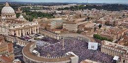 1 500 000 ludzi modliło się w Watykanie