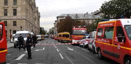 Atak nożownika na posterunku policji w Paryżu. Są ofiary