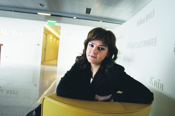 Mirosława Przewoźnik-Kurzyca, szef zespołu do spraw postępowań podatkowych Kancelarii Salans