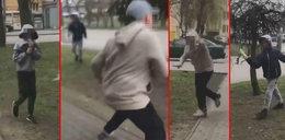 Wstrząsające! Dzieci zaatakowały Wietnamkę przez koronawirusa