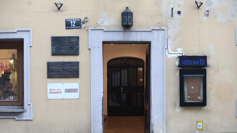 Siedziba redakcji '' Tygodnika Powszechnego '' w Krakowie