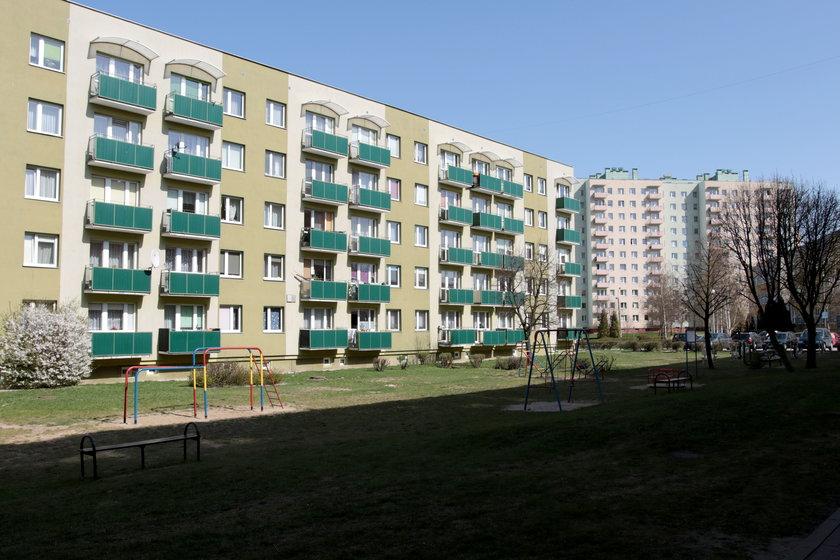 Mieszkanie pani Zofii w Tczewie
