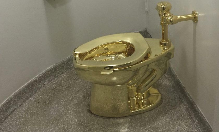 Z domu premiera skradziono złoty sedes. Był wart fortunę!