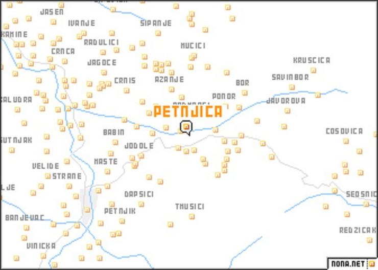 Crna Gora Petnjica dobila status optine
