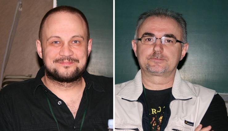 Pisci fantastike Oto Oltvanji i Goran Skrobonja