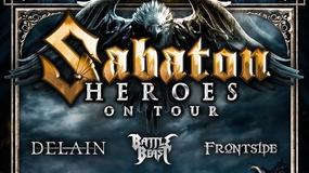 Sabaton na czterech koncertach w Polsce. Pierwszy 20 stycznia