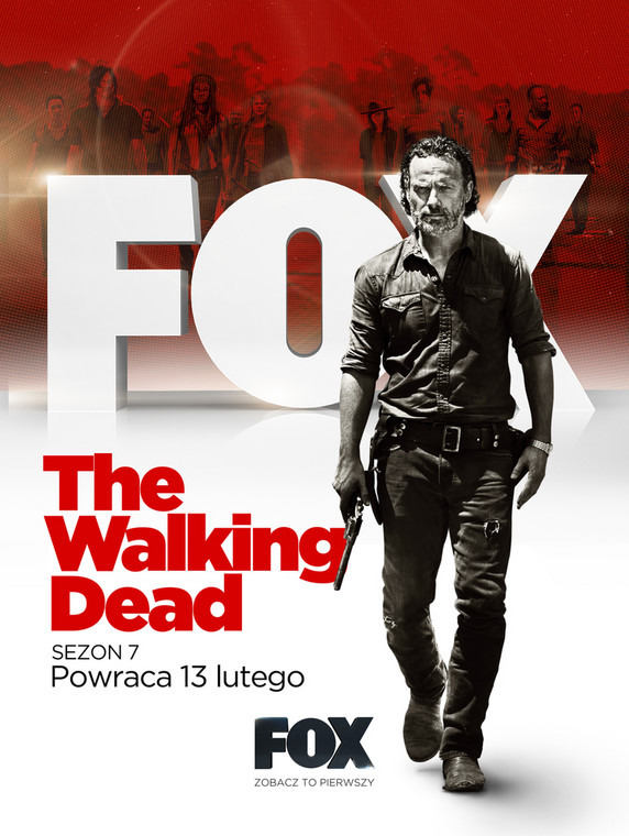 """The Walking Dead"": sezon 7. w FOX"