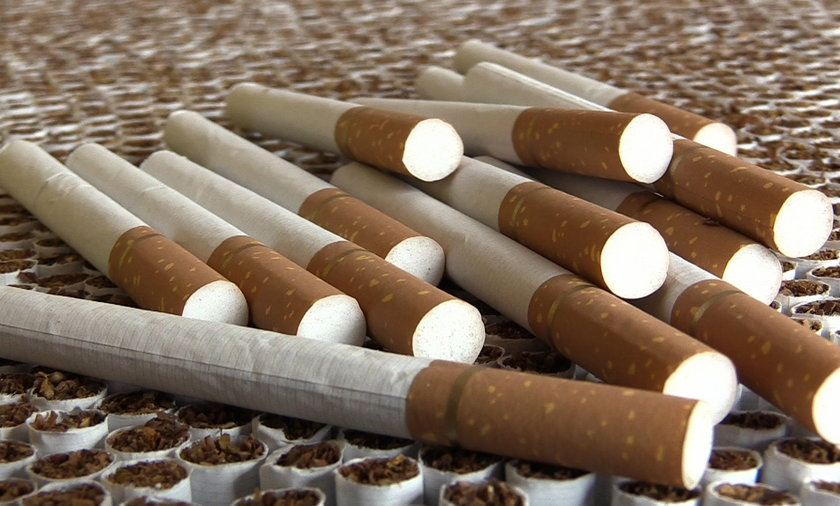 Zlikwidowano nielegalną fabrykę papierosów