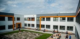 Szkoła dostała imię Arkadiusza Rybickiego