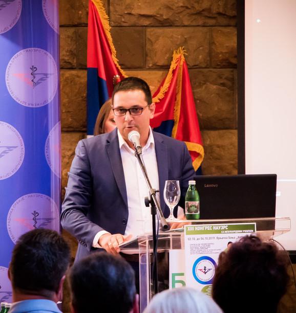 Aleksandar Vučić, predsednik Udruženja građana CarGo