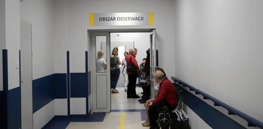 Znaleźli podsłuch w częstochowskim szpitalu!
