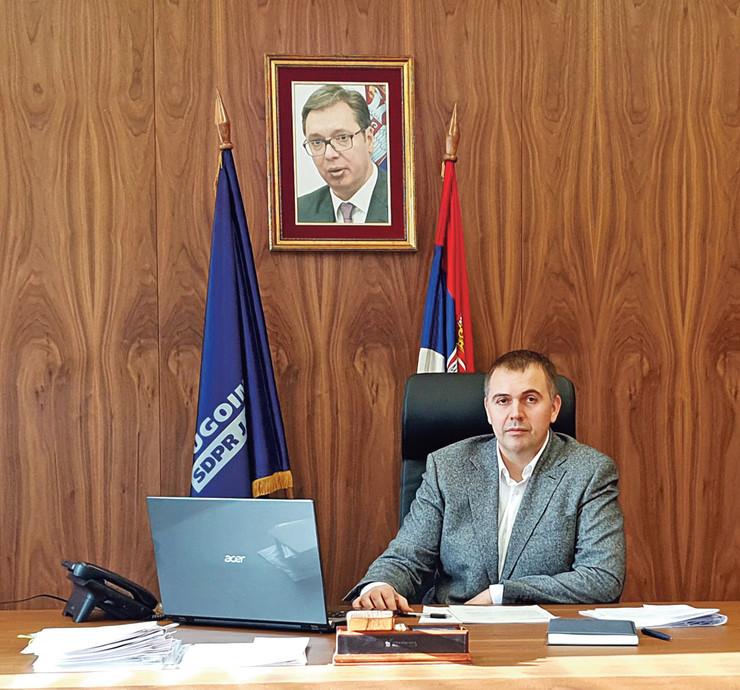 Bez razumevanja i podrške predsednika Aleksandra Vučića, rezultate ne bismo mogli da ostvarimo - kaže Petković