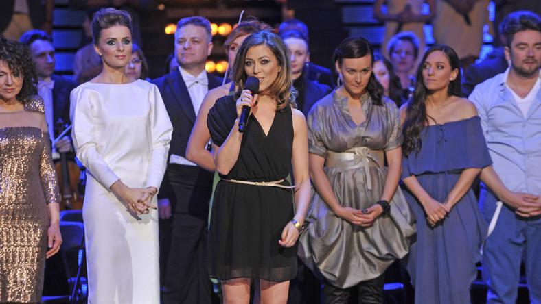 Córka Anny Jantar i Jarosława Kukulskiego była opiekunem artystycznym koncertu poświęconego ich pamięci