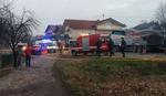 """STRAVIČNA NESREĆA KOD SREBRENIKA U sudaru s kamionom poginuo vozač """"pasata"""""""