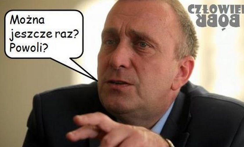 Grzegorz Schetyna - MEM
