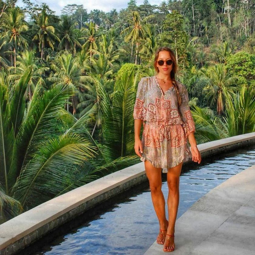Chodakowska utknęła na Bali! To przez pył