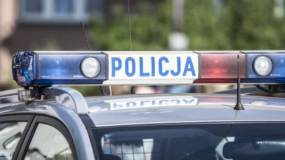 Zarzuty dla 36-latki za spowodowanie wypadku pod Radomskiem