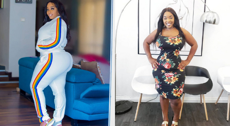Risper Faith excites fans as she steps out looking all snatched up days after liposuction surgery (Photo)