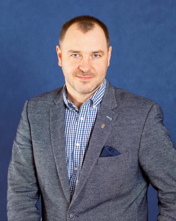 Rafał Dowgier, profesor w Katedrze Prawa Podatkowego Uniwersytetu w Białymstoku
