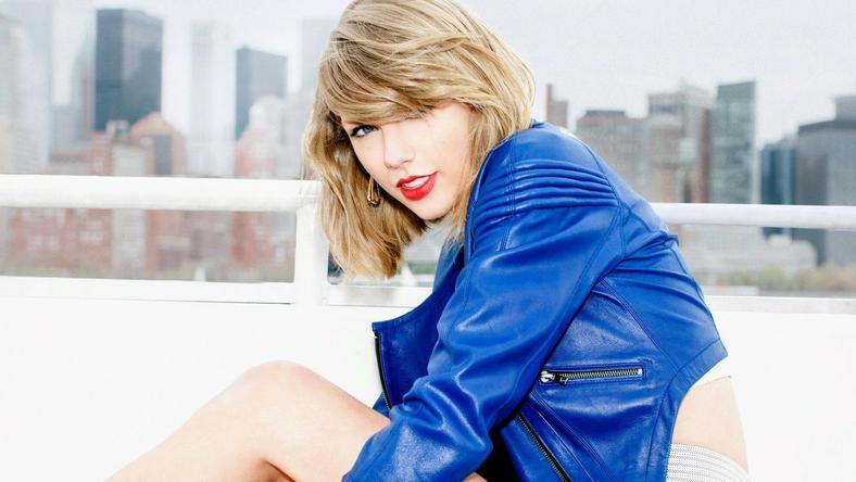 Taylor Swift w 2014 roku