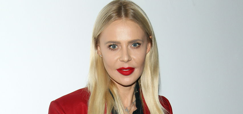 Maja Sablewska zmieniła coś w swoim wyglądzie. Na jednym ze zdjęć trudno ją poznać