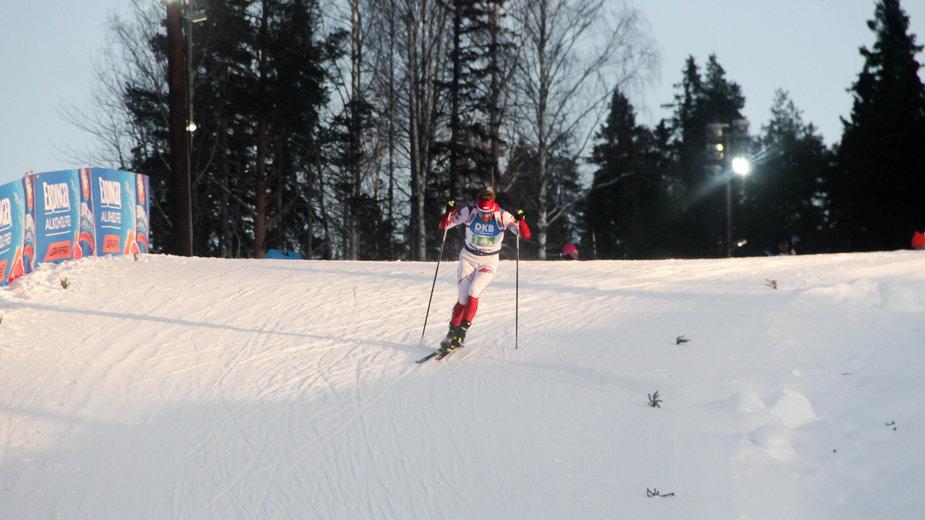 Biathloniści nie będą mogli liczyć na doping kibiców