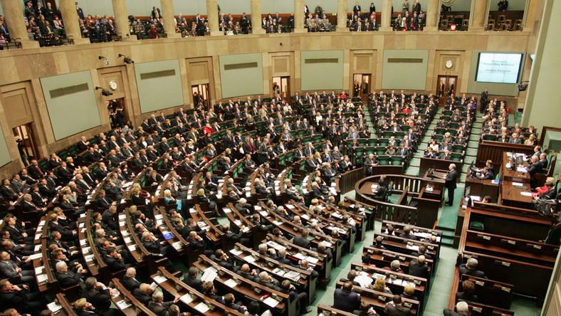 Sejmowa awantura o rząd Mazowieckiego
