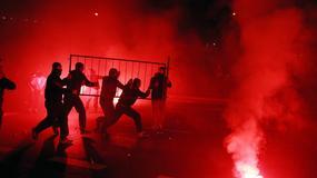 Marsz Niepodległości w Warszawie: starcia pod Stadionem Narodowym