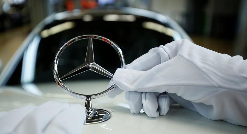 Kenyans dump Porsche and BMW in favour of Mercedes brands as local luxury car market hits a snag.