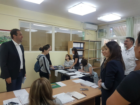 Slavko Gak obišao predškolske ustanove