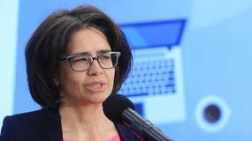 Onet24: minister Streżyńska w ogniu krytyki