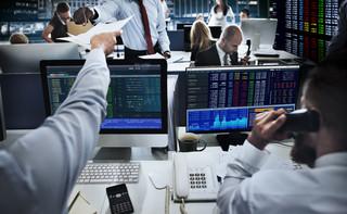 Wartość obrotów akcjami na GPW w lutym spadła