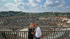 Najwyższe piętra Koloseum w Rzymie zostaną udostępnione zwiedzającym