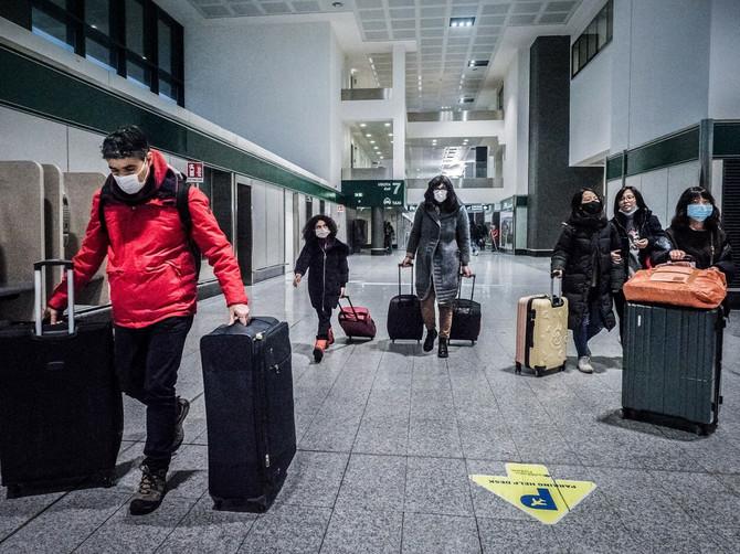Aerodrom u vreme pandemije