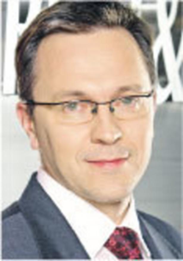 prof. Krzysztof Rybiński, rektor Wyższej Szkoły Ekonomiczno-Informatycznej w Warszawie
