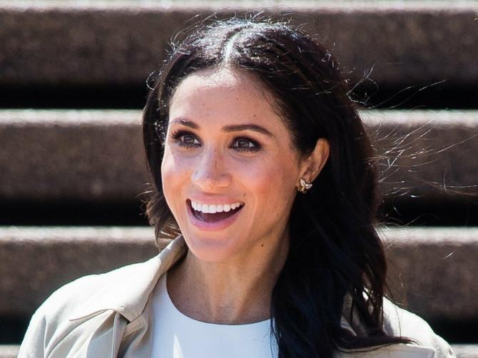 Megan stomačićem sve digla na noge: Ali je detaljem koji je spaja sa princezom Dajanom izazvala najveći potres- KAKAV POTEZ