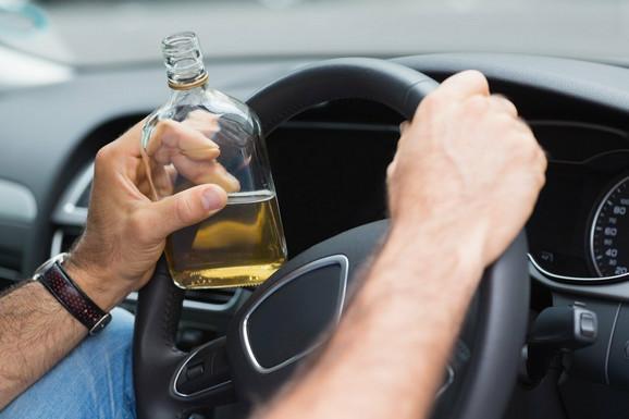 Vožnja u pijanom stanju jedan je od najčešćih uzroka smrti kod mladih