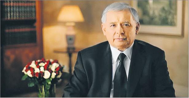 Jarosław Kaczyński w orędziu będzie wspominał m.in. tragicznie zmarłego prezydenta Fot. materiały prasowe