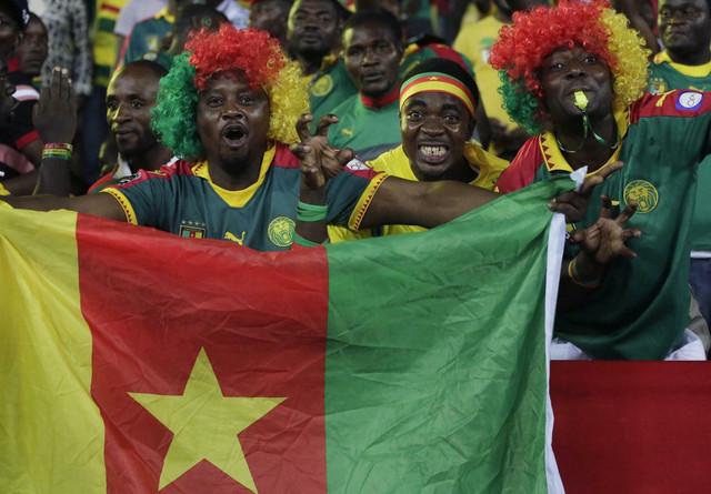 Navijači Kameruna