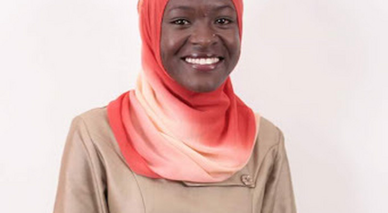 I changed a tampon in front of a man & he had no idea what I was doing – NTV's Zeynab Wandati