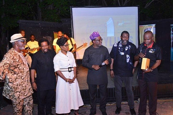 Organisers of iREP documentary film festival honour Bolanle Austen Peters