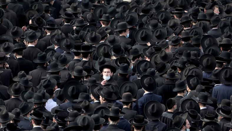 Pogrzeb rabina