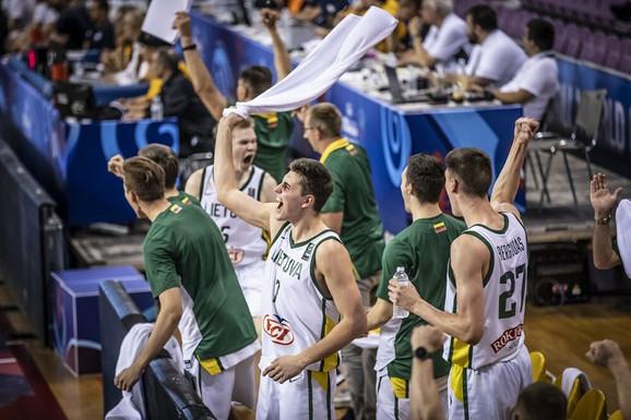Juniorska košarkaška reprezentacija Litvanije