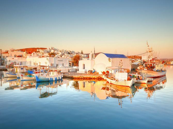SANTORINI ZA SIROMAŠNE: Grci su opsednuti ovim rajskim ostrvom koje TURISTI još nisu otkrilii